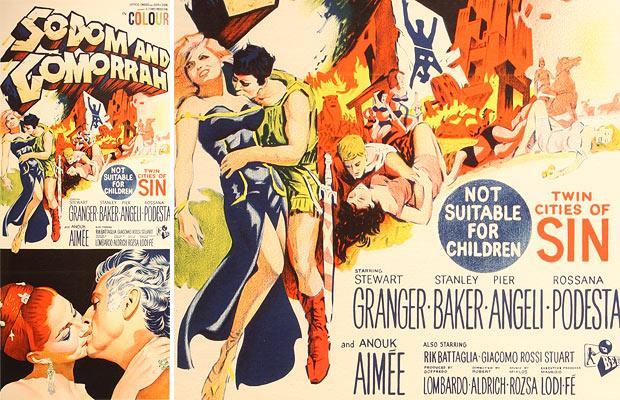 Sodom & Gomorrah - a seita maranata